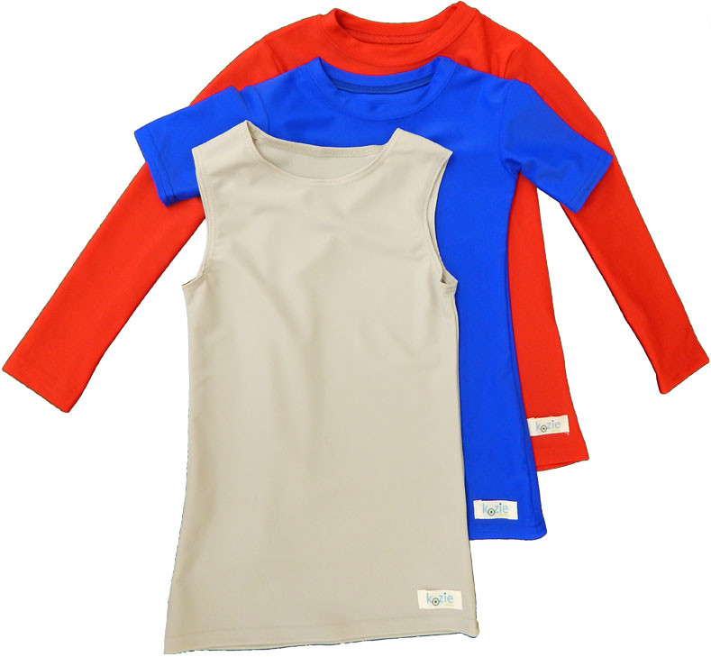 Sensory Friendly Clothing And Why Shirts That Give Big Hugs Can Help