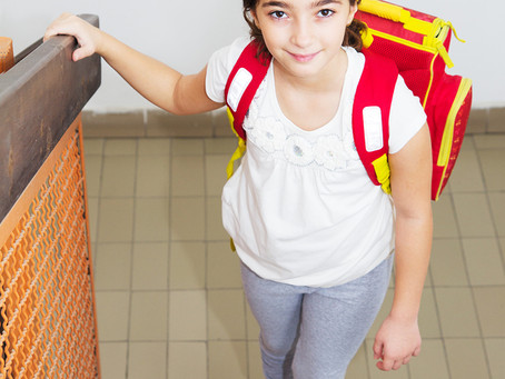 Help Your Child Get More Movement at School: Sensory Kids, Like All Kids, Need to Move!