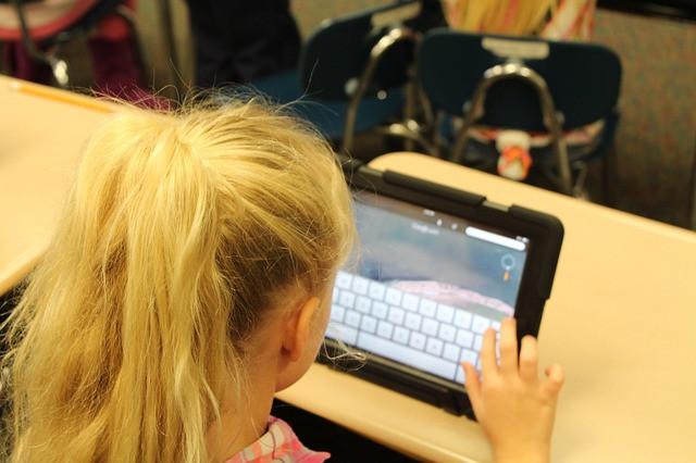technology sensory issues school