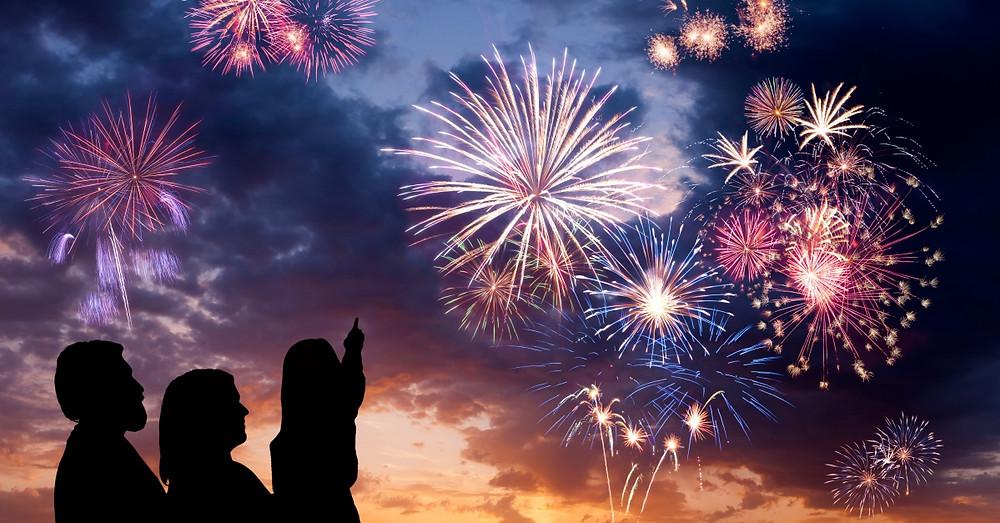 sensory issues fireworks