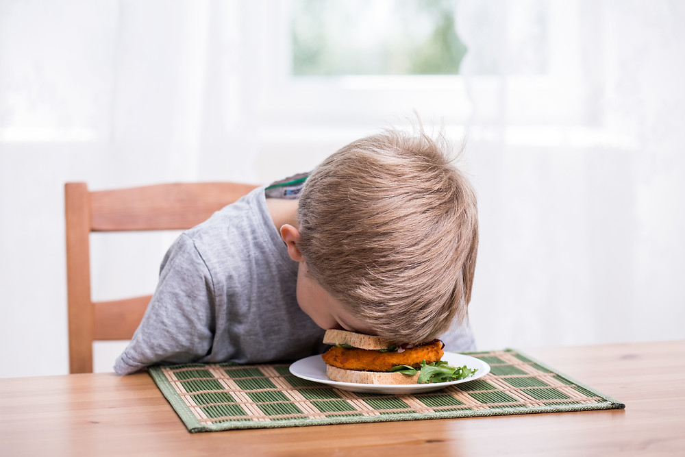 Sensory Smart Parenting and Picky Eaters Rejecting Mixed Textures