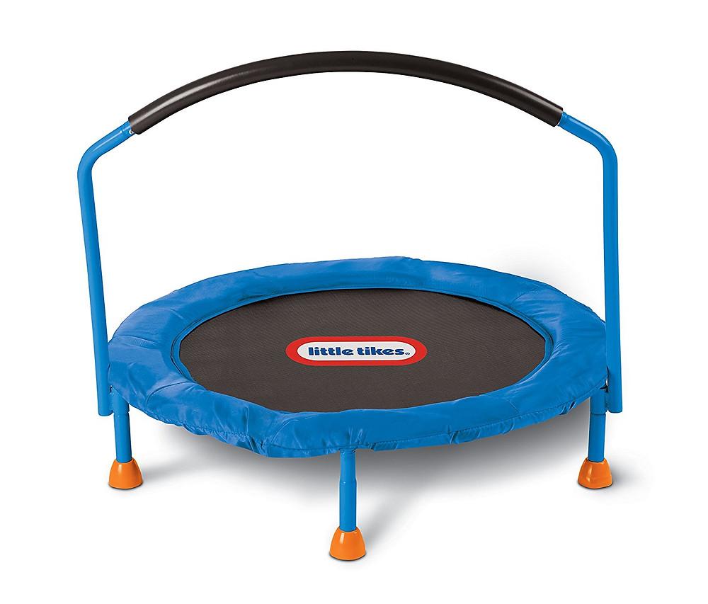 Little Tikes trampoline mini trampoline for sensory issues