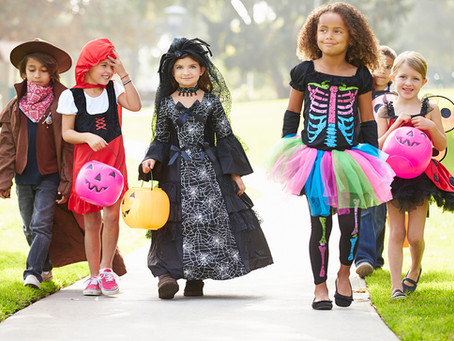 Halloween and Sensory Issues