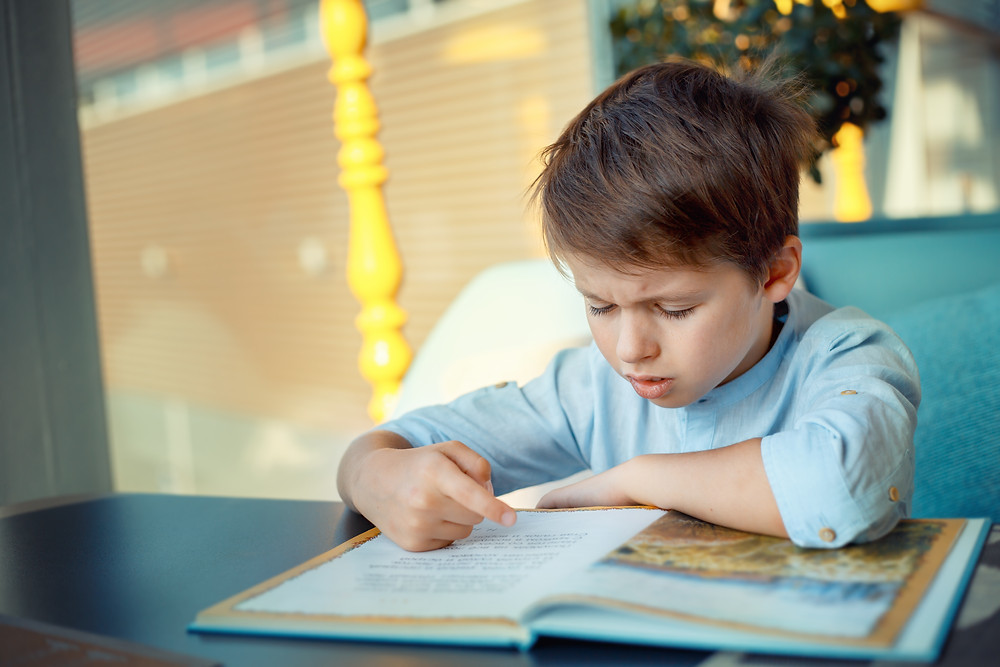 Visual processing and visual issues can affect a childs ability to read