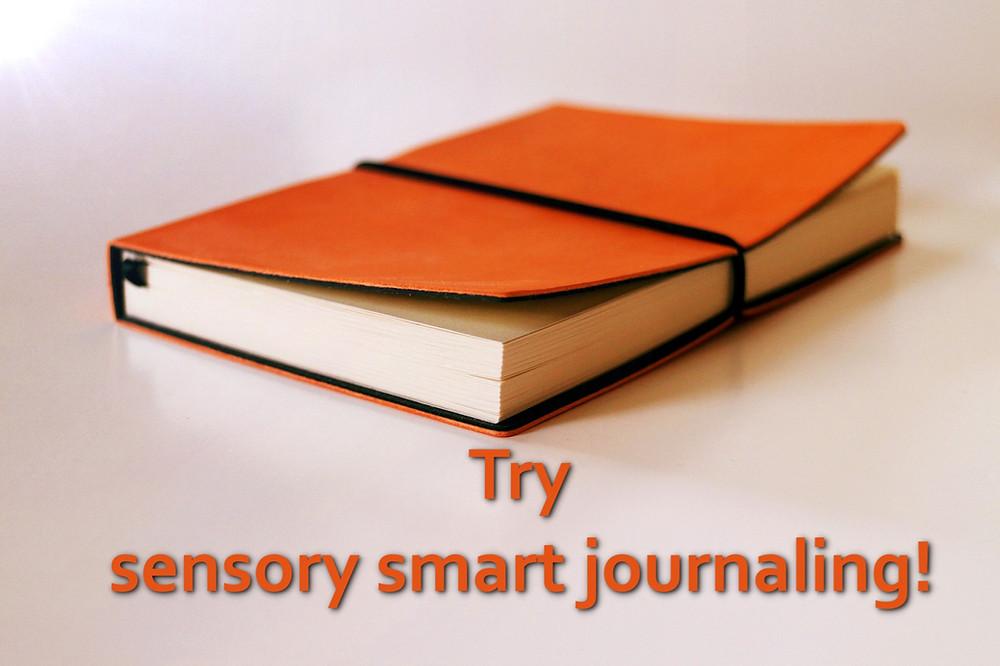 sensory smart journaling sensory smart journal