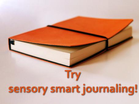 Sensory Smart Journaling