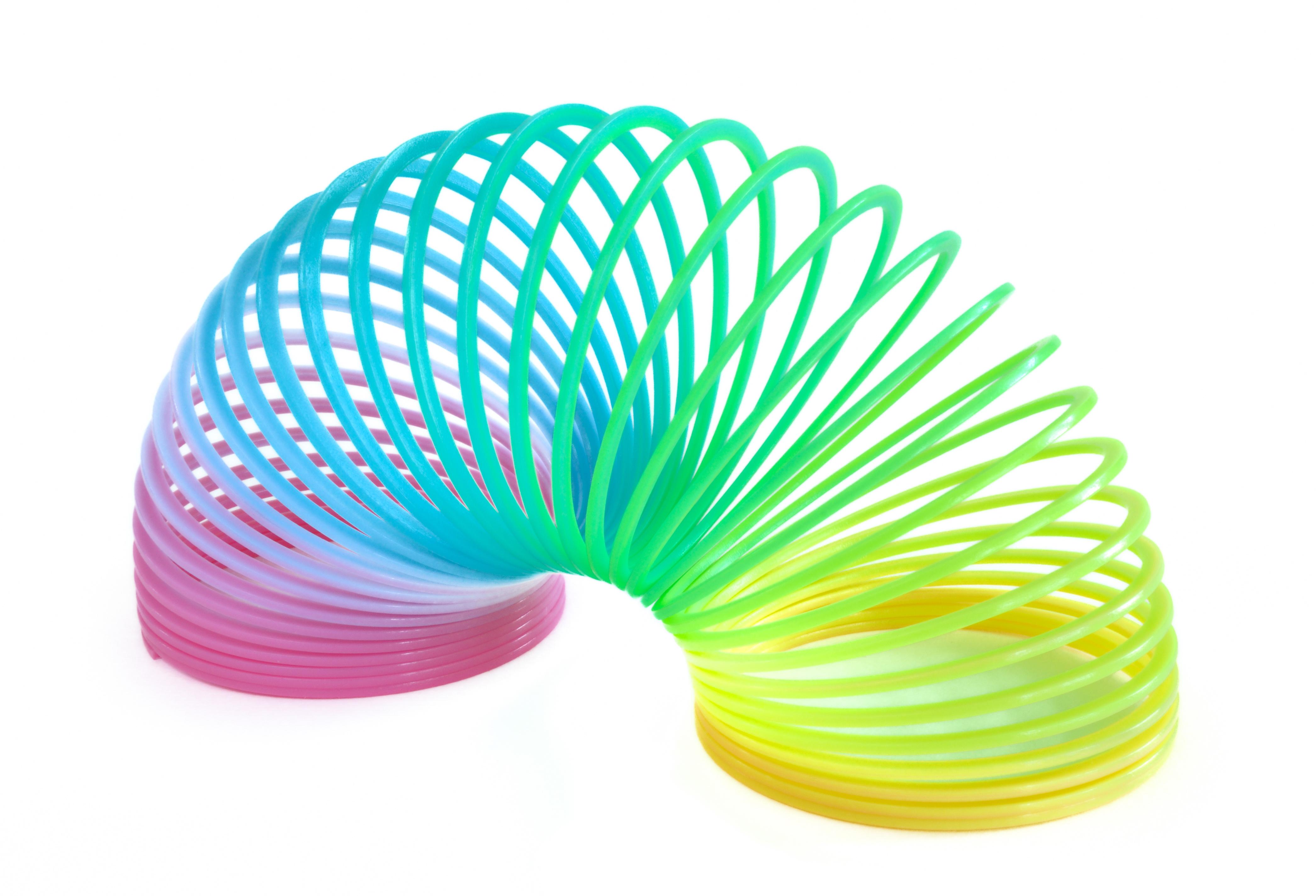 RainbowSpringSensoryTexture