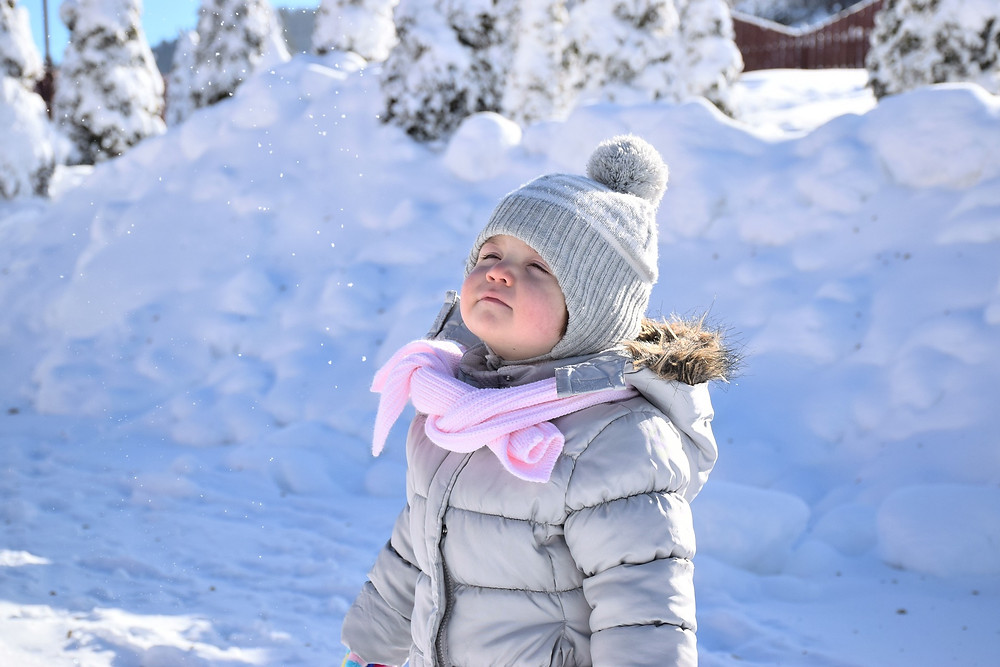 self-regulation of mood and sensory issues contented child