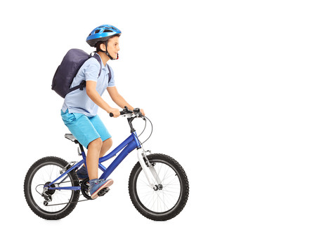 Help Your Child with Sensory Issues Learn to Ride a Bike Safely