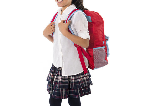 School supplies and clothes for kids with sensory issues