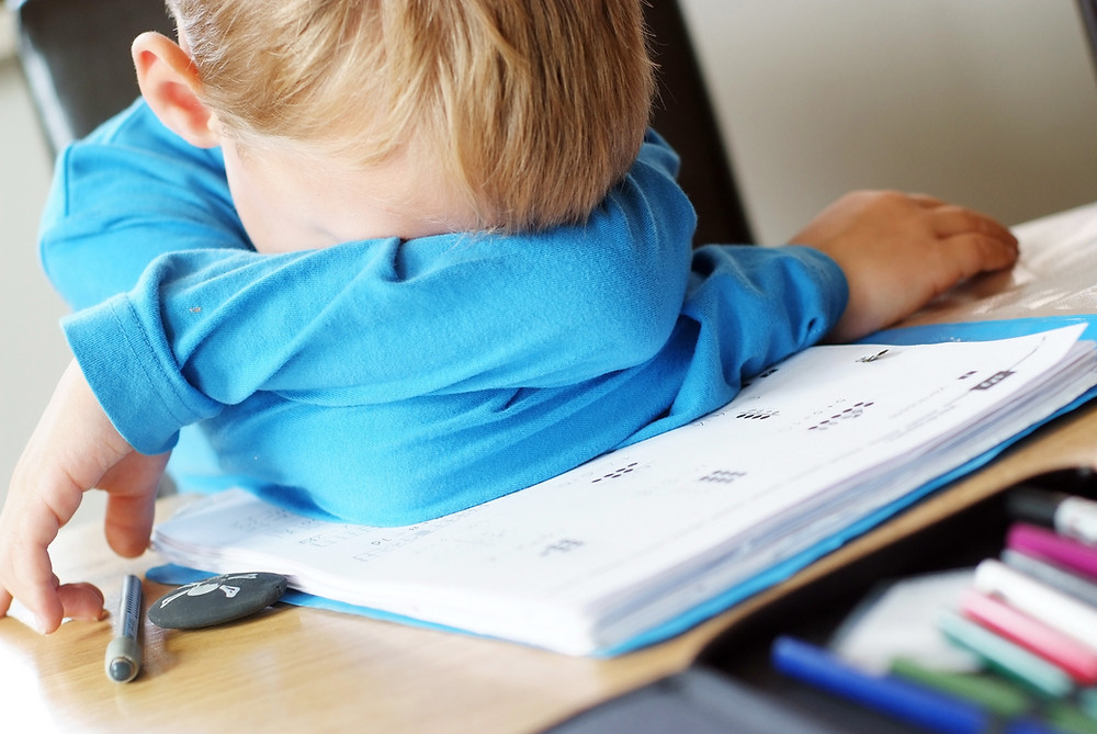 sensory issues at school learning can be frustrating