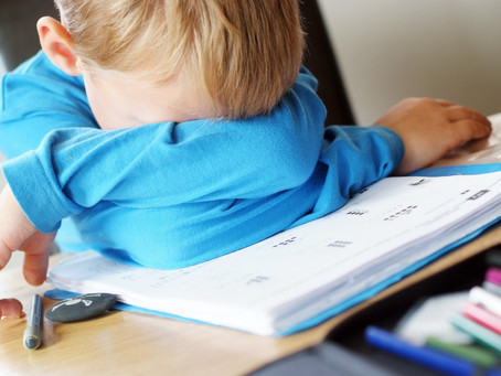 Sensory Processing Issues and Subtle Learning Differences