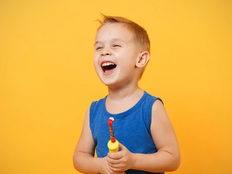 Toothbrushing for Kids with Sensory Issues