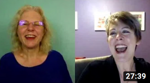 Balancing Screen Time Sensory Smart Parent Nancy Peske with Jennifer L.W. Fink of Building Boys YouTube Video