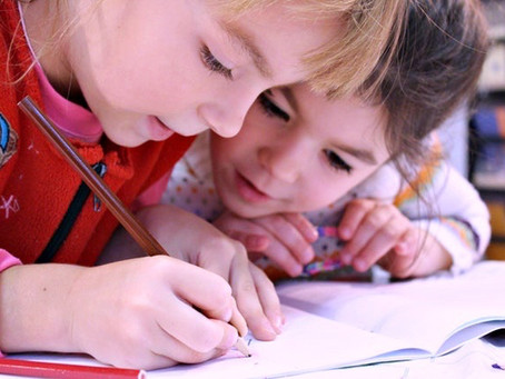 Handwriting Help Hint for Your Child with Sensory Issues