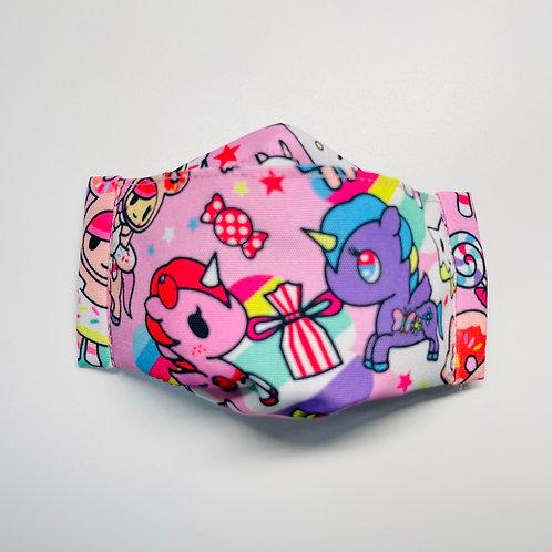 Mask - Pink Princess Series 1