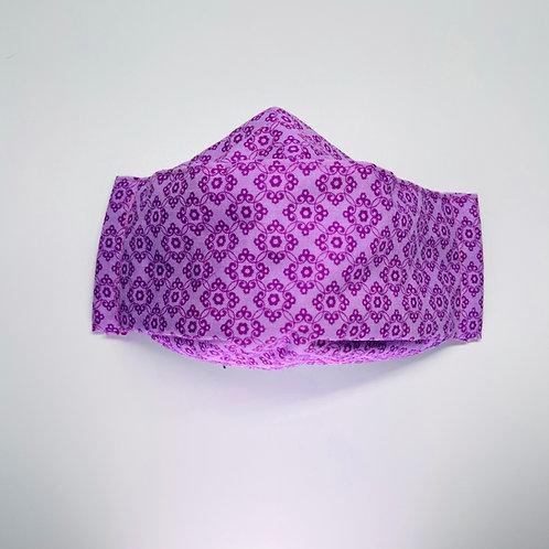 Mask -Violet Stamps