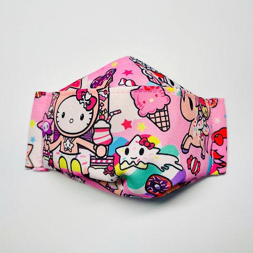 Mask - Pink Princess Series 4