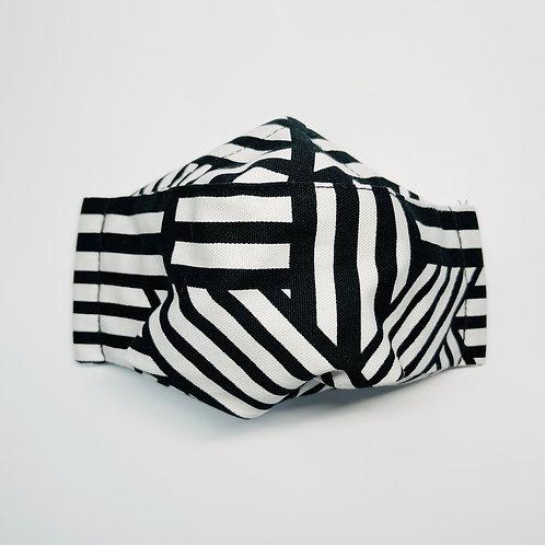 Mask - Geometric Chic