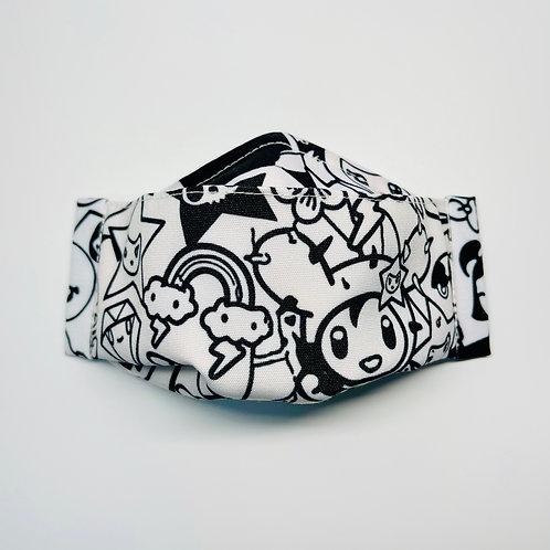 Mask - Mono Graphic Series 1