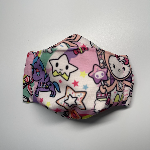 Mask - Pink Princess Series 3