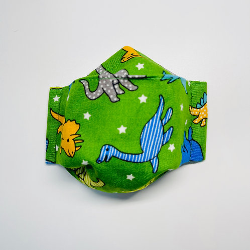 Mask - Dino Green Series 2