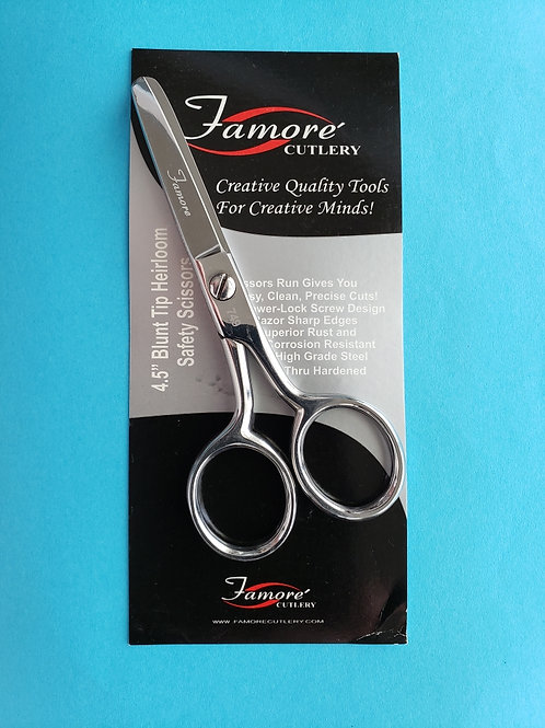 Famore Safety Scissors