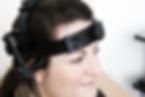 TCD headband