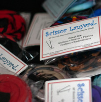 Scissor Lanyards