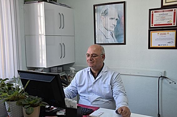 Çilhane asm Dr.Hüseyin BARIŞÇIL