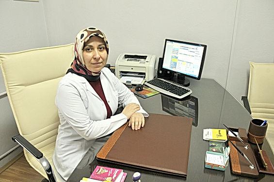 Çilhane asm Dr.Saliha ŞENCAN