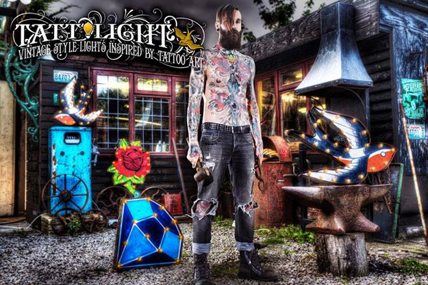 Dickie Smith for Tatt Light