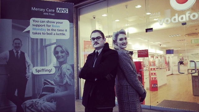 MENTAL HEALTH AWARENESS CAMPAIGN NHS