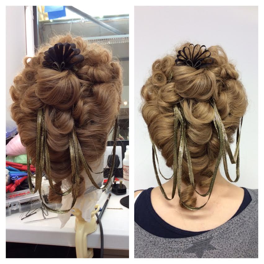 Wig work