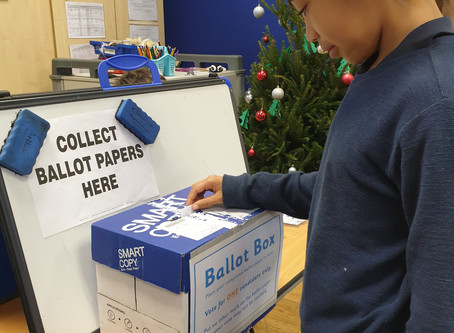 Challenge 10 - Election Day at Swainswick