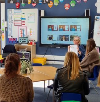 Phonics Workshop for Reception Parents