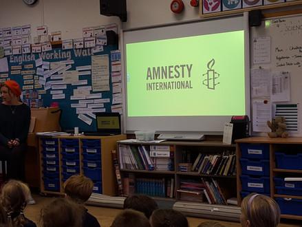 Amnesty International Visit