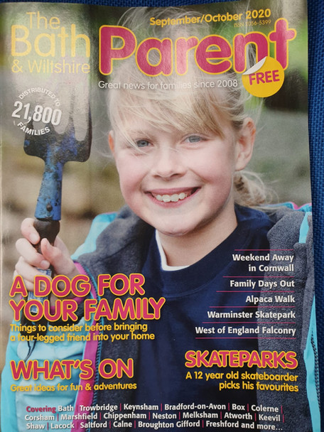 The Bath and Wiltshire Parent Magazine
