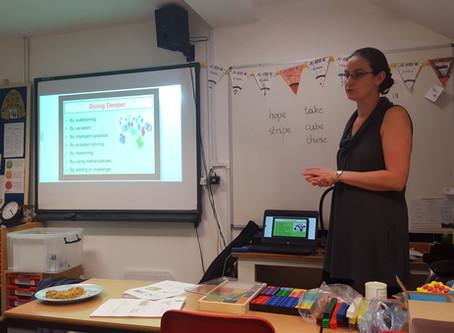 Maths Training for Teachers