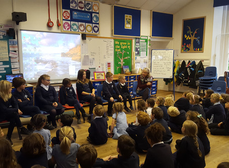School Council Meeting 15.10.18