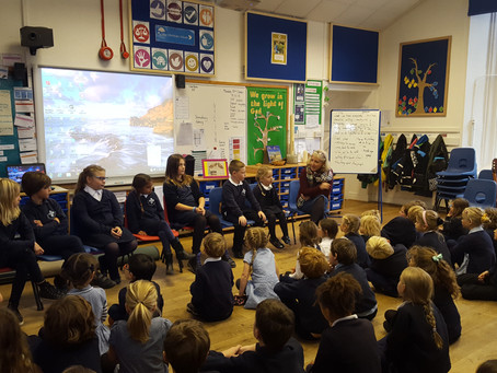 School Council Meeting 15.10.18