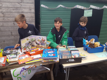 Oak Class Bring and Buy Sale for Children in Need