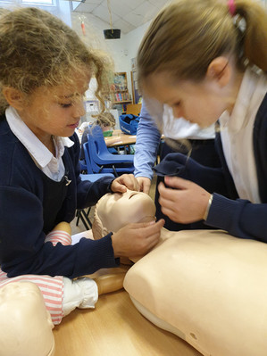 Challenge 7 - First Aid Training