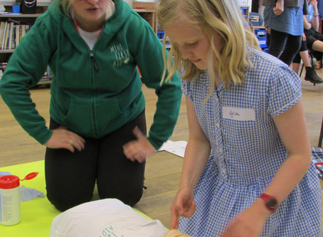 Skills for Life - First Aid Training for Y5 & Y6