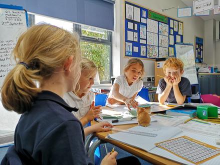 A slight distraction in mathematics!