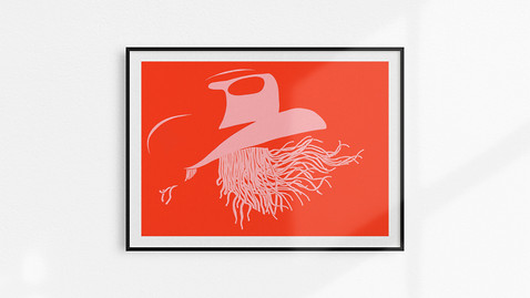 Print works_Collection ONE_Orville peck.