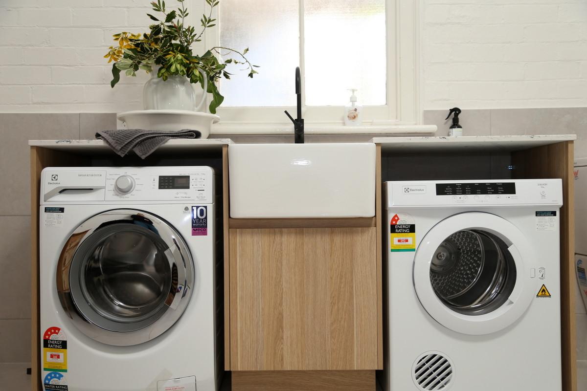 Hilton Homestead Laundry