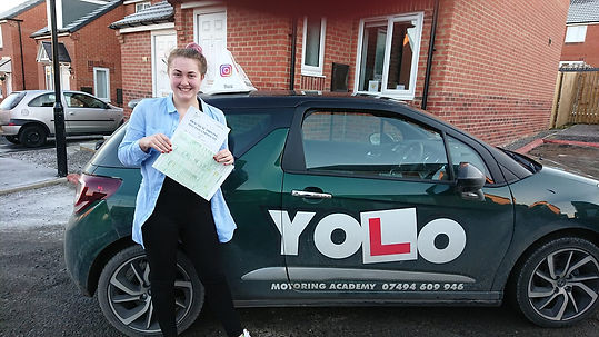 Student Passed with YOLO