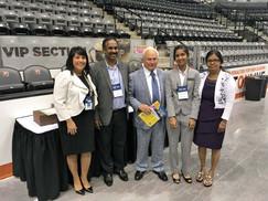 Meeting Mr. Philip Saunders (YEA)