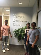 New office at UTD VDC